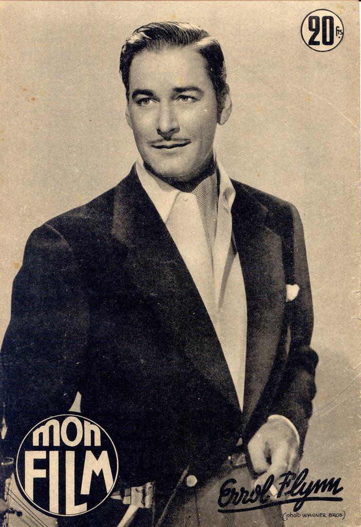 Errol Flynn - Photo Gallery