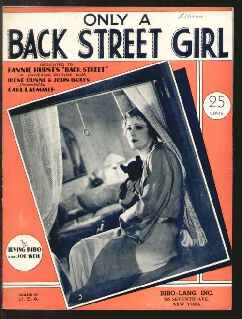 backstreet girl