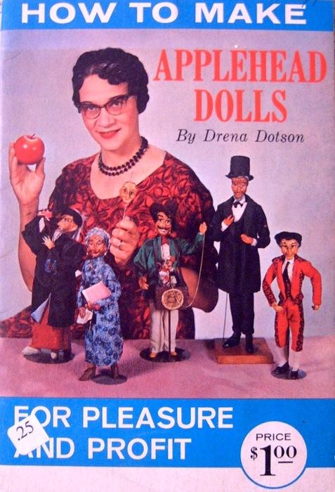 Shrunken Apple Head Doll Shrunken Apple Head Dolls