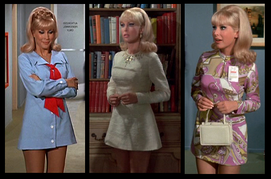 Barbara Eden And Her Miniskirts  Matthews Island Of -3330