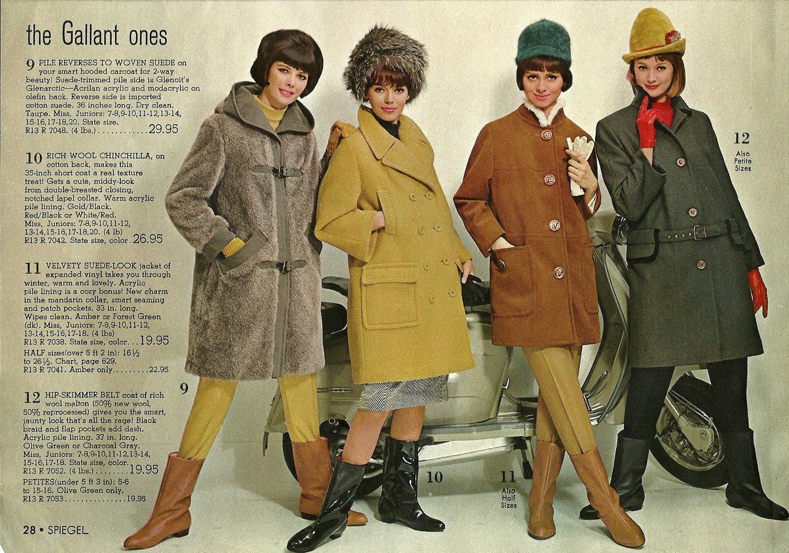 1960 s winter fashions