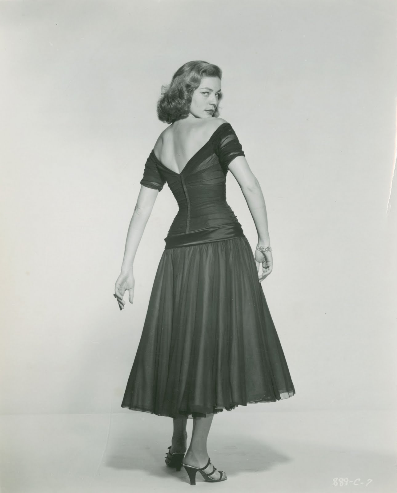 Old Hollywood Dresses – Betty (Lauren) Bacall