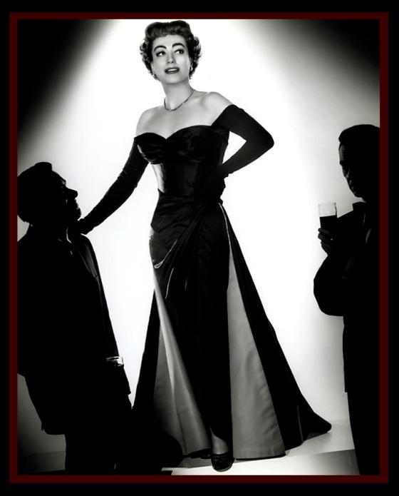 Old Hollywood Dresses – Joan Crawford