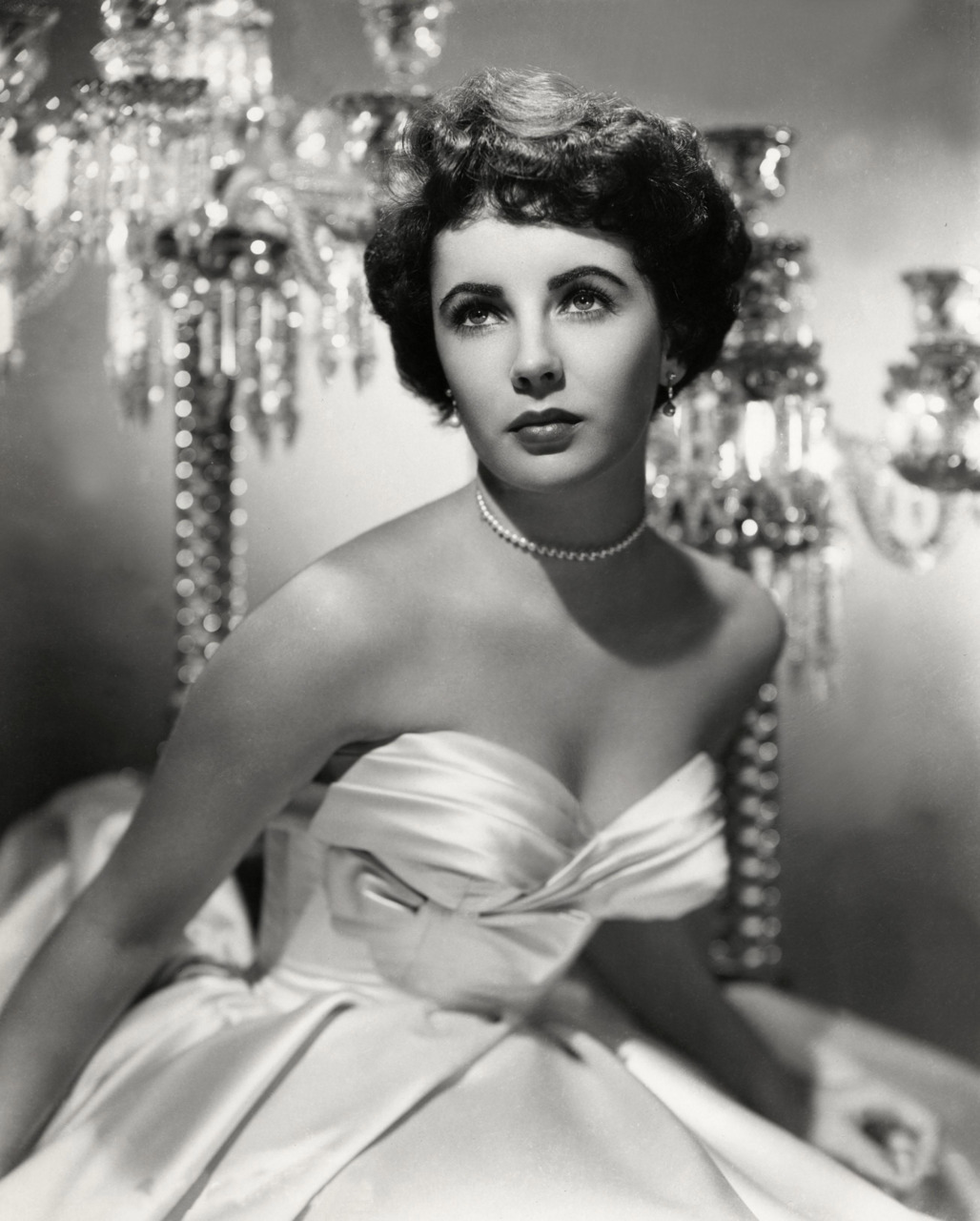 Old Hollywood Dresses Saint Elizabeth Taylor Matthew S