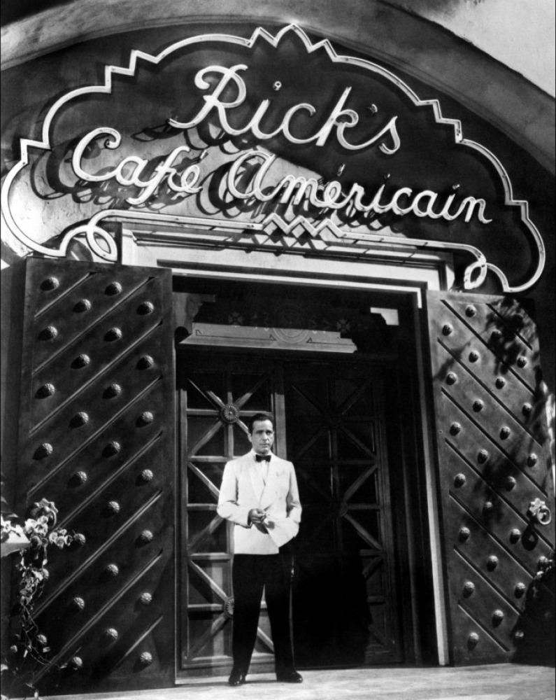 Rick S Cafe Americain