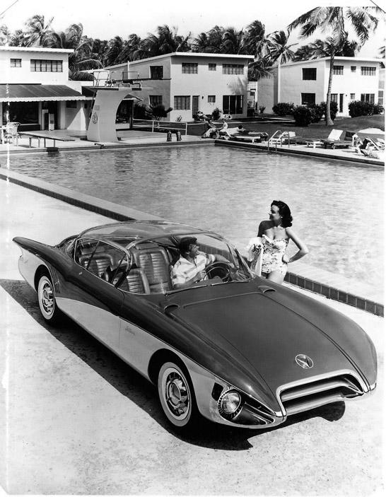 1956 Buick Centurion Concept Car Matthews Island Of Misfit Toys