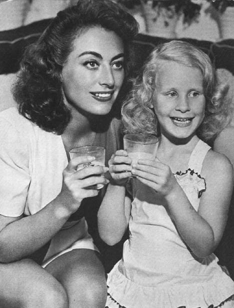 Happy Mother S Day From Joan And Christina Crawford