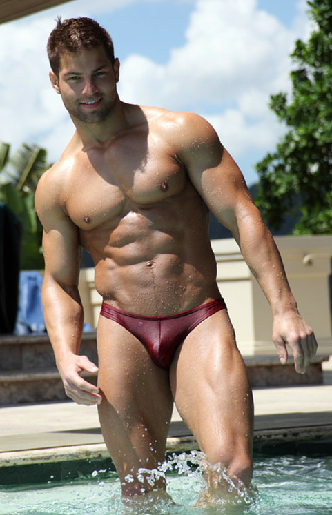 from Jefferson speedo muscle gay