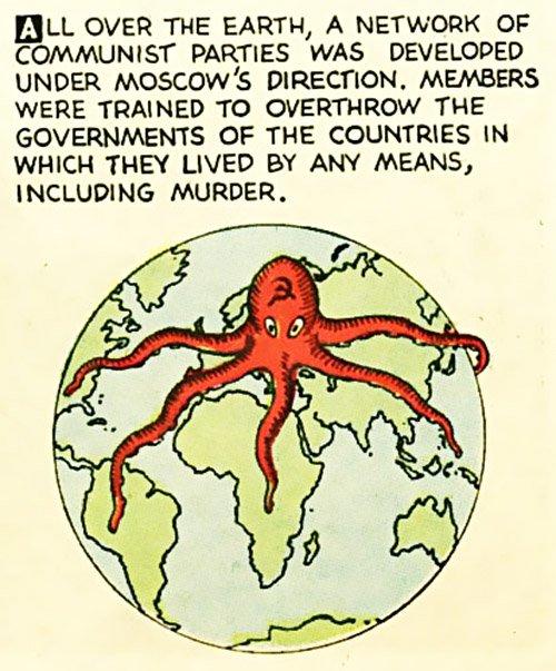 The communist octopus