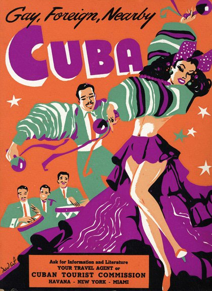 Gay, Foreign, Nearby… Cuba
