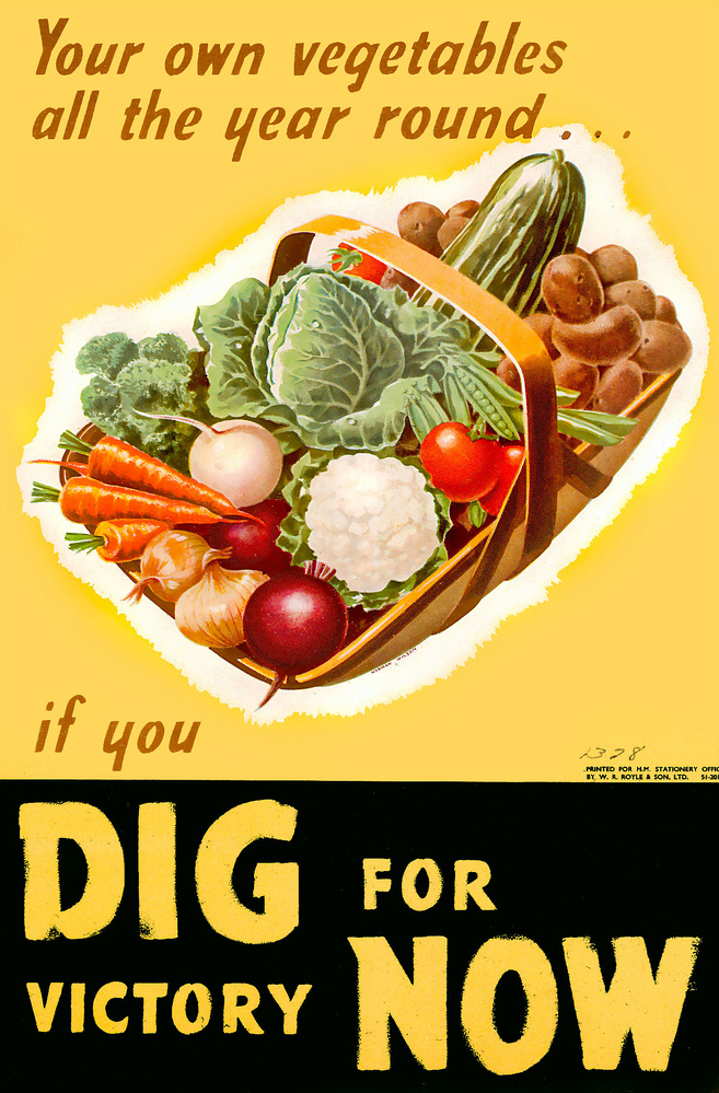 Dig for Victory!