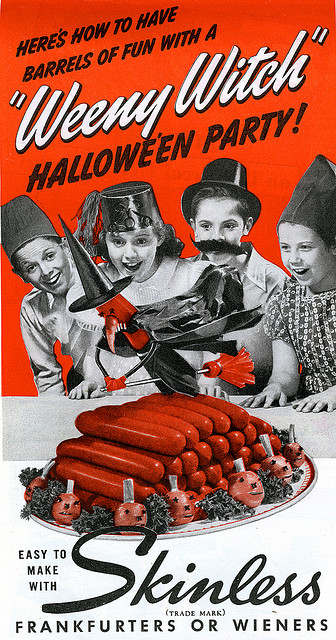 Vintage Halloween Ads.A Spooky Spectacle Of Advertising Halloween Branding Throughout The