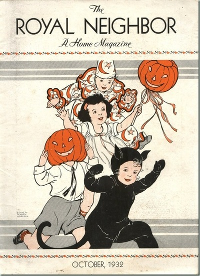Halloween, 1932