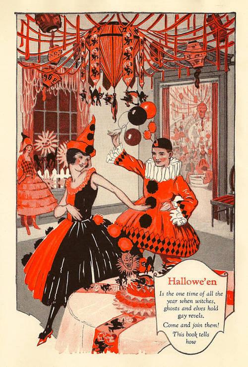 Halloween, 1920s