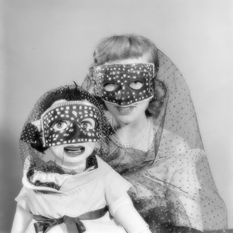 Masked duo