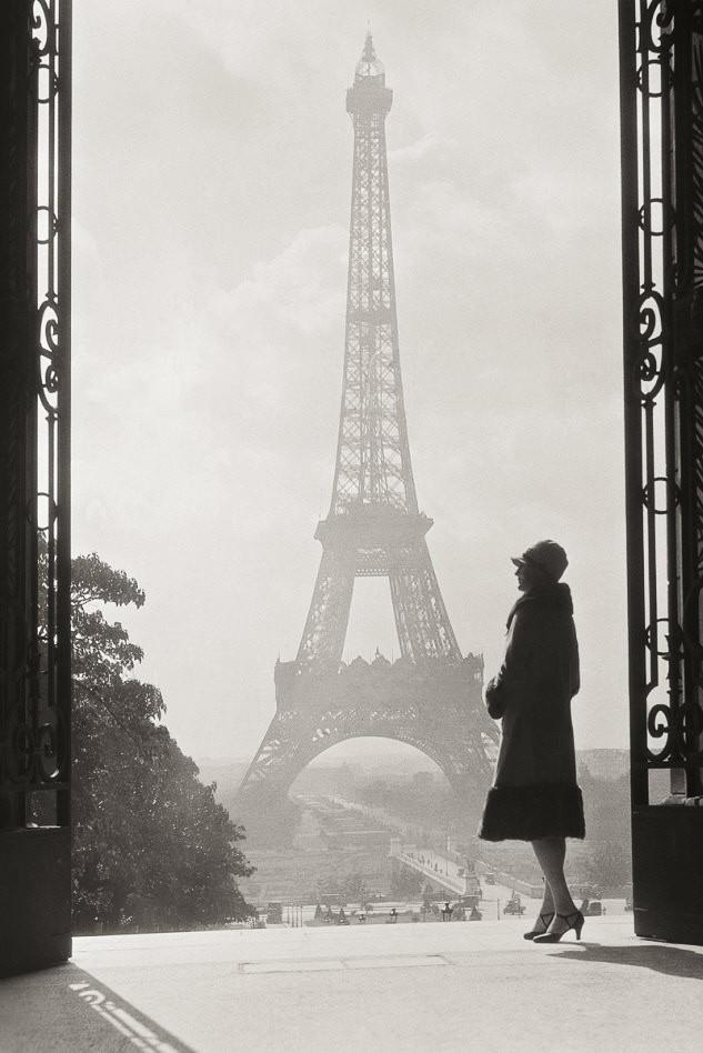Eiffel Tower, 1920s | Matthew's Island of Misfit Toys