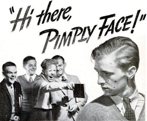 Hi there, pimplyface!