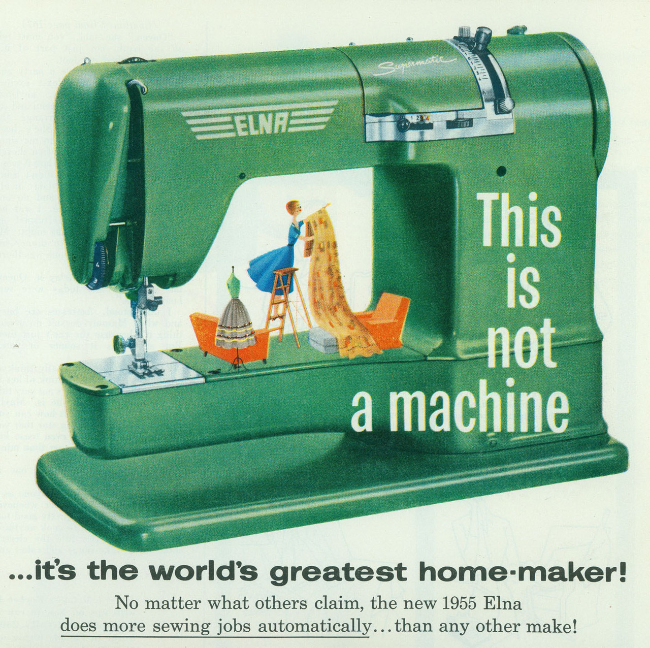 The world's greatesthome-maker