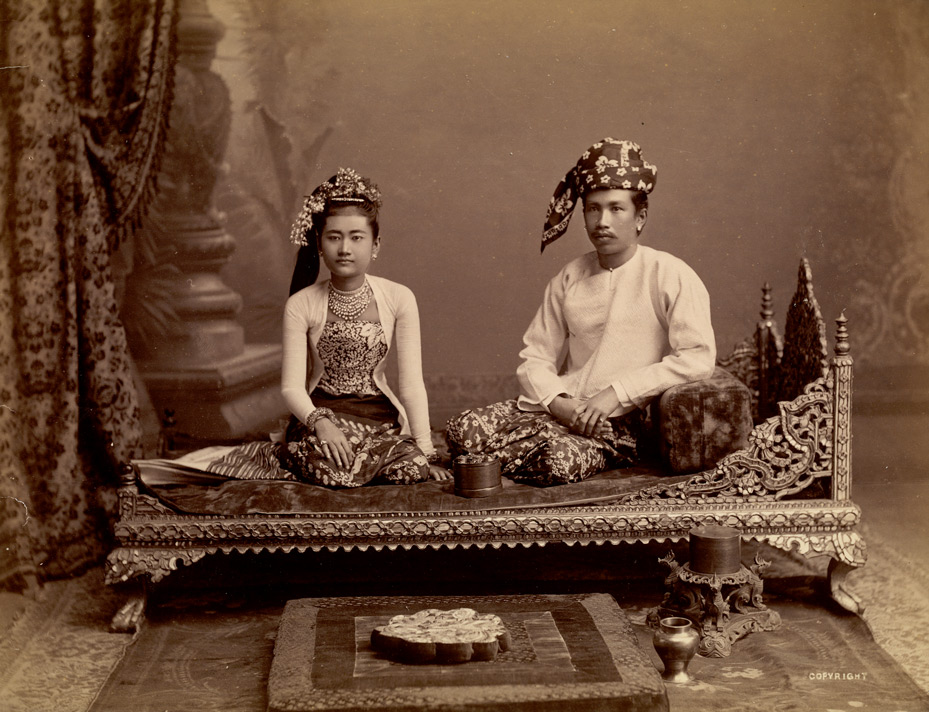 The King and Queen ofSiam