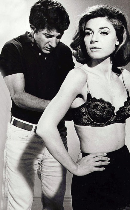 Here's to you, Mrs.Robinson