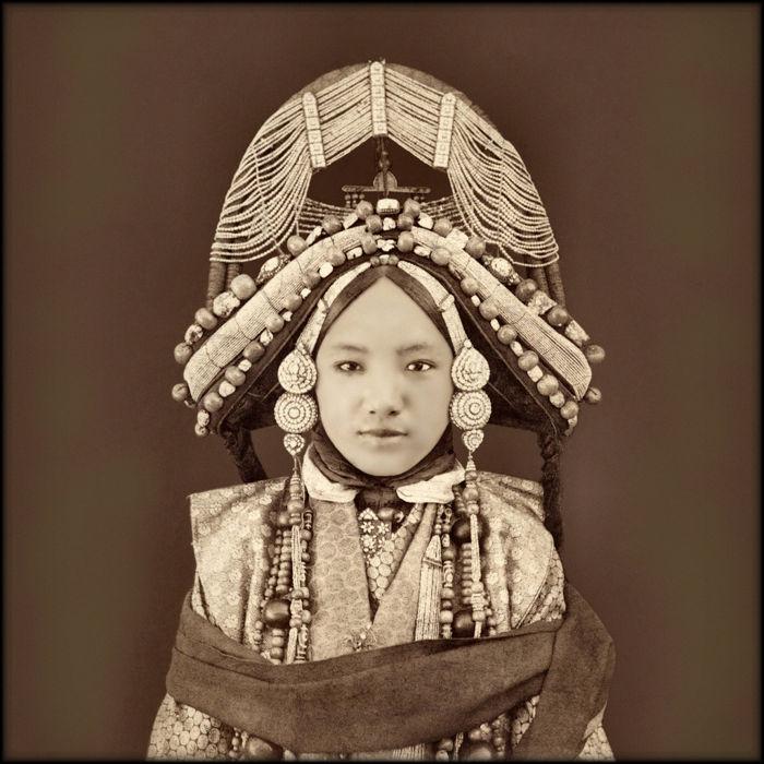 Tibetan Princess