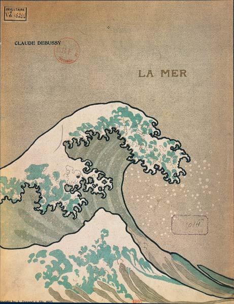 La Mer, ClaudeDebussy