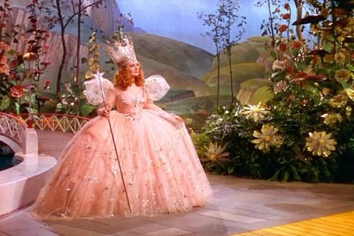 Glinda, the Good Witch, from The Wizard ofOz