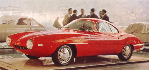 1956 Alfa Romeo