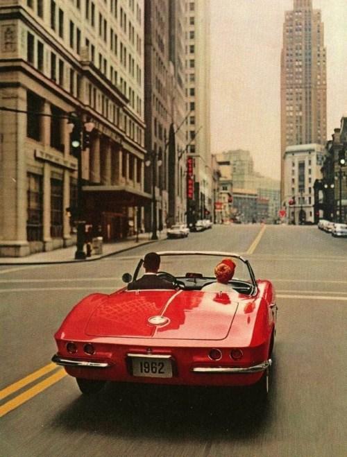 1962 Little Red Corvette, New YorkCity