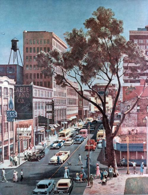 Atlanta, 1960