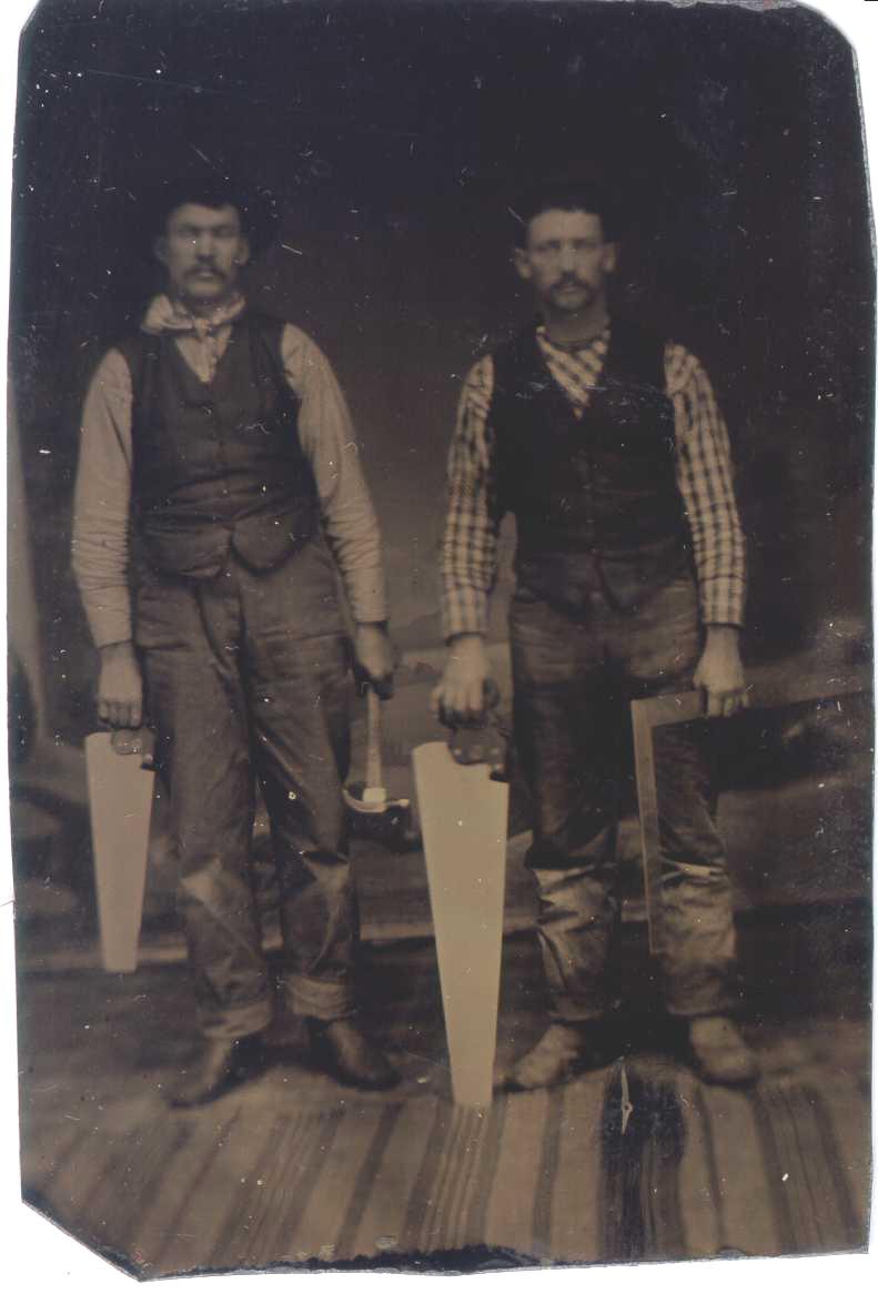 Carpenters, 1800s