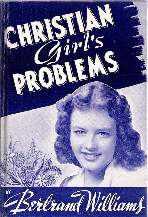 Christian Girl's Problems
