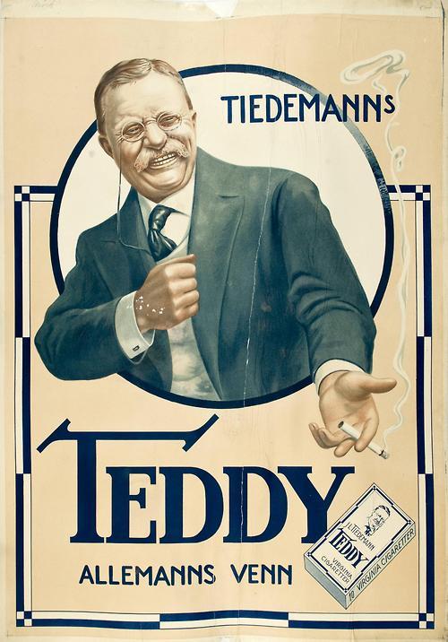 Teddy Cigarettes