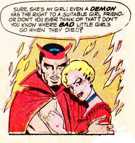 Even a Demon has the right to a suitablegirlfriend