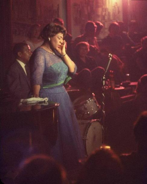 Ella Fitzgerald, 1958