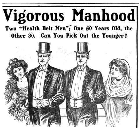 Health Belt Men