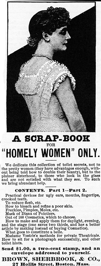For homely womenonly