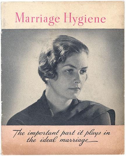 Marriage Hygiene