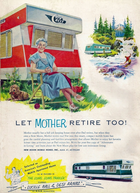 Let MOTHER retire too!
