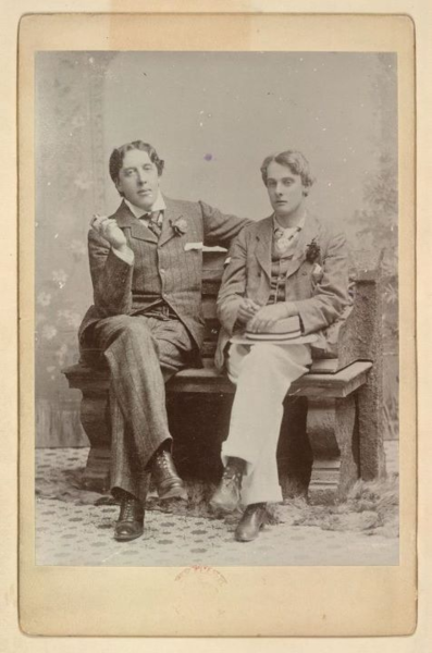 Oscar Wilde and LordAlfred