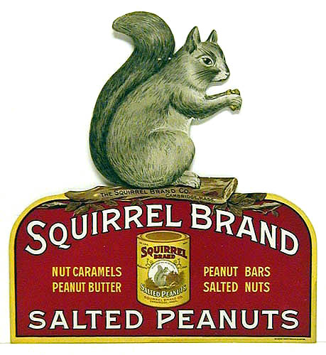 Squirrel Brand