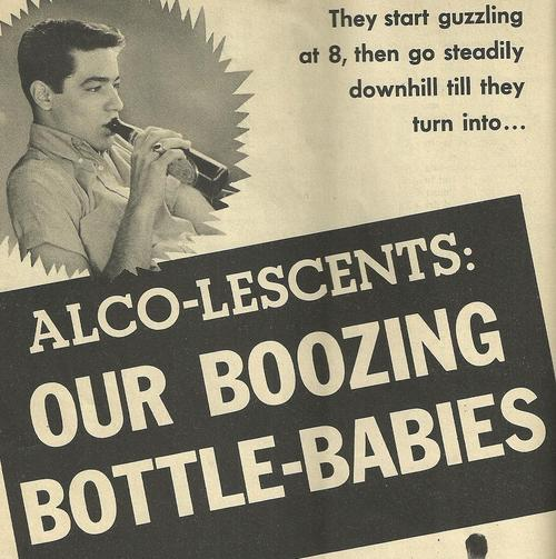 Our Boozing BottleBabies
