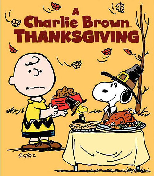 Happy Thanksgiving to all my American Friends and Viewers!