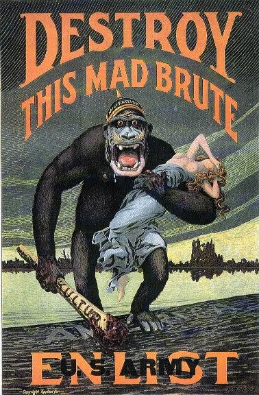 Destroy this MadBrute!