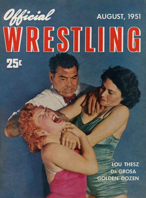 Official Wrestling, 1951