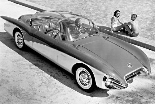 1956 Buick Centurion ConceptCar