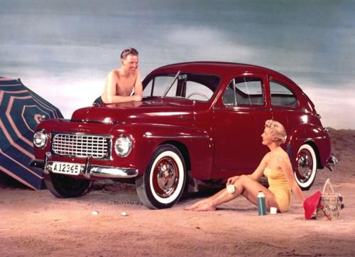 1956 volvo