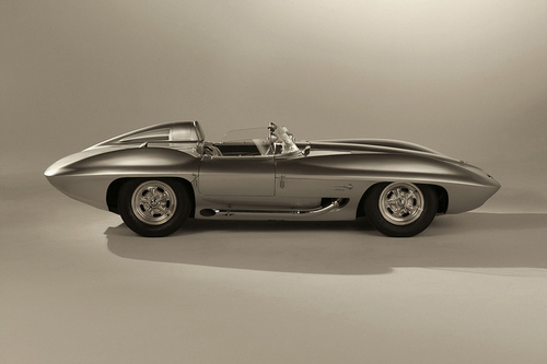 1959 corvette stingray concept