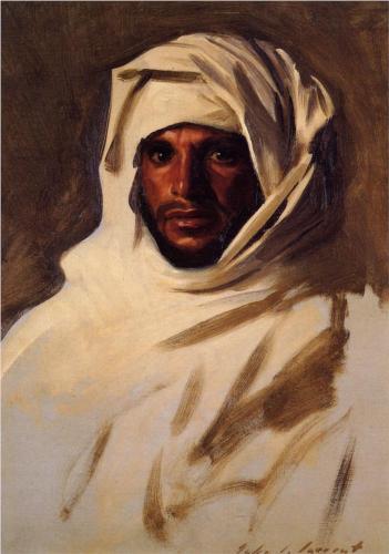 Bedouin by John SingerSargent