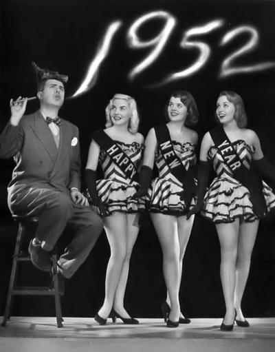 Happy New Year,1952